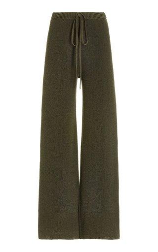 Knit Cotton Lounge Pants