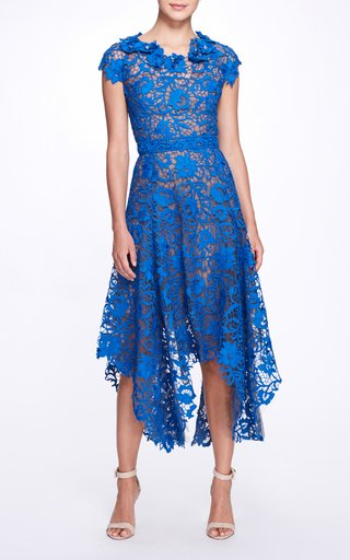 Guipure Lace Handkerfchief Dress