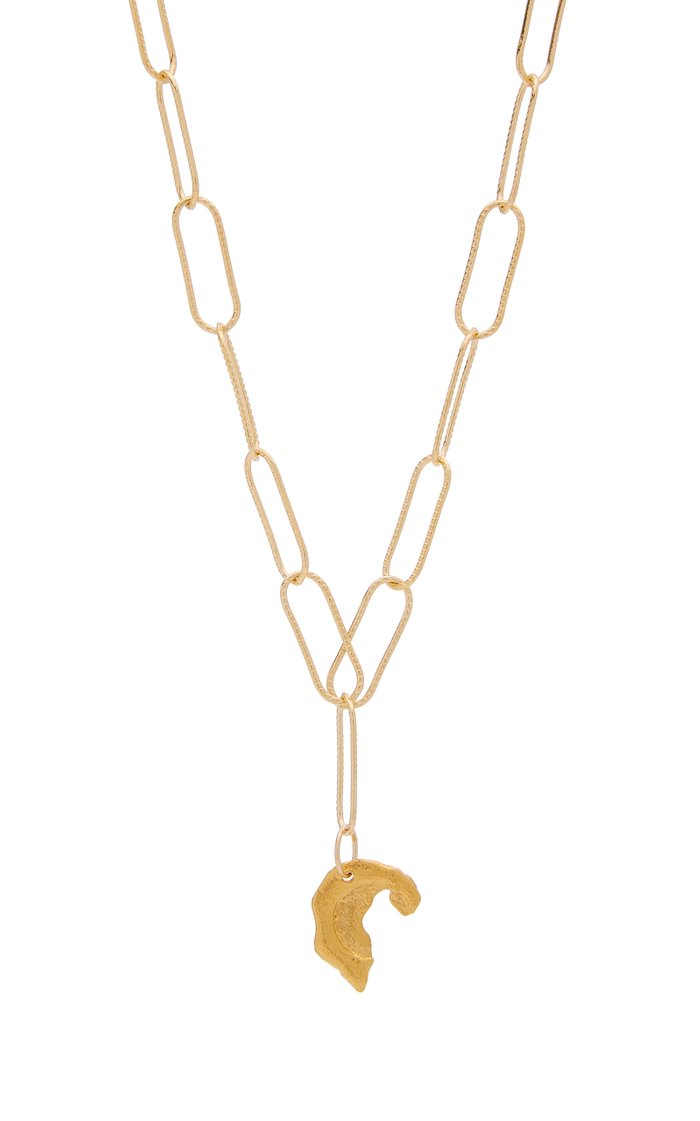 Baby Odyssey 24K Gold-Plated Necklace