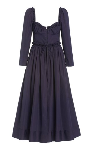 Winter Garten Cotton Party Dress