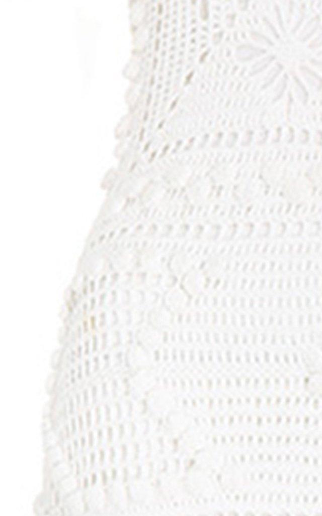 Botanica Crochet Cotton Dress