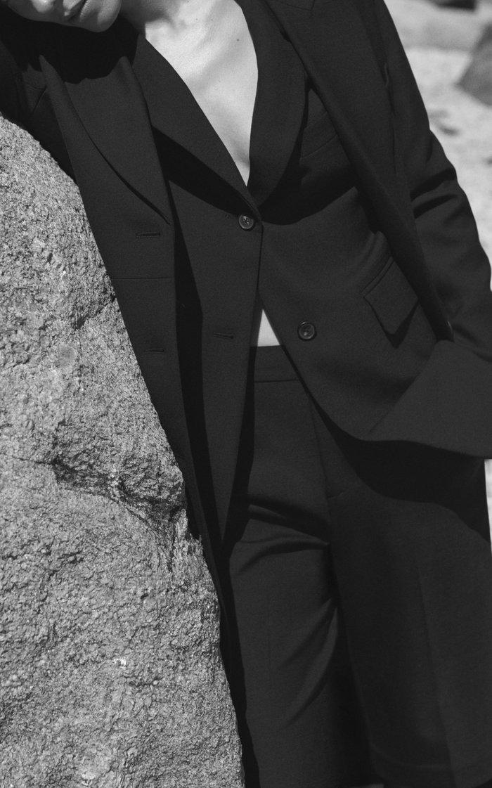Belted Top Coat