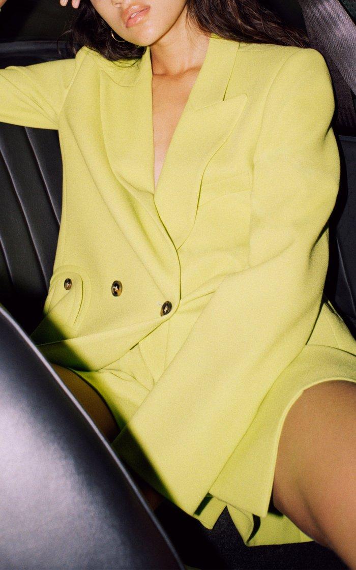 Cool & Easy Wool Blazer