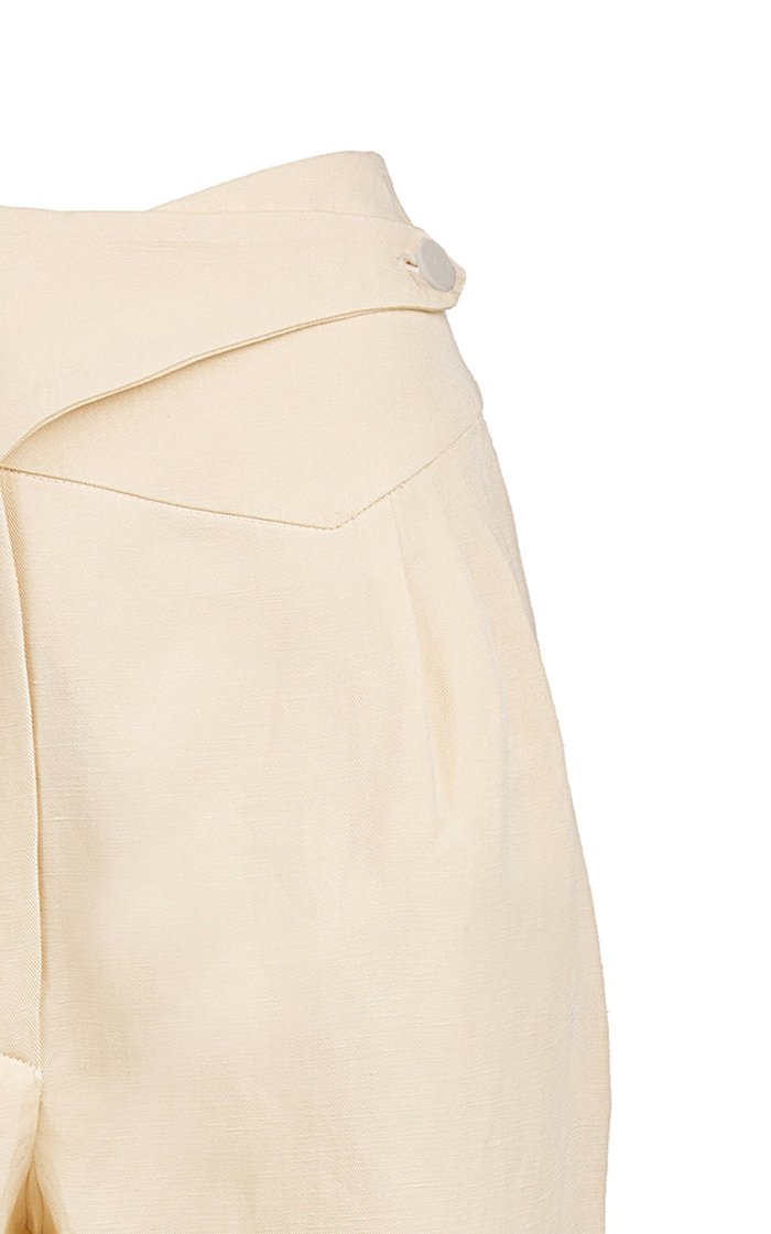 Essential Savannah Butter Basque Pants