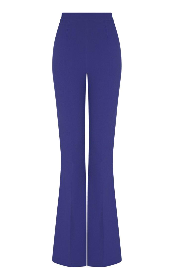 Halluana Heavy Crepe Trousers