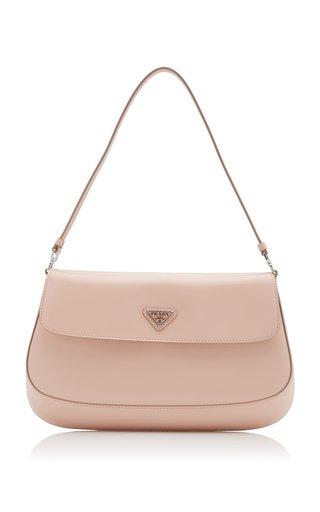 Cleo Large Leather Shoulder Bag