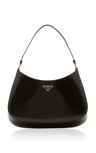 Cleo Large Leather Shoulder Bag
