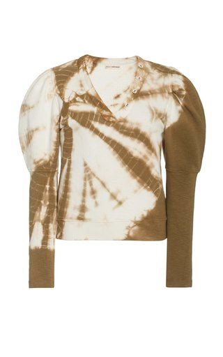 Jude Tie-Dyed Cotton Top