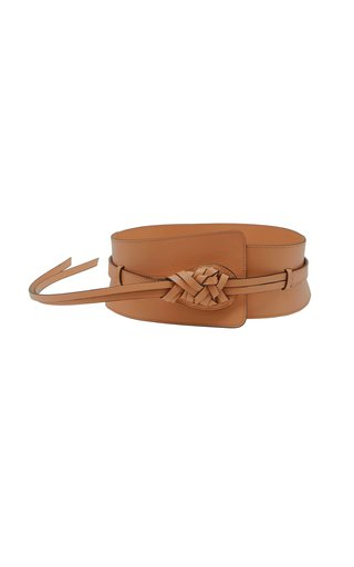 Paola Leather Waist Belt