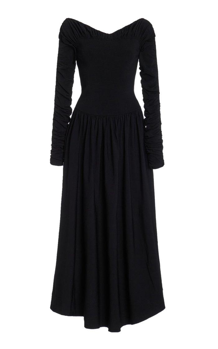 Ren Jersey Midi Dress