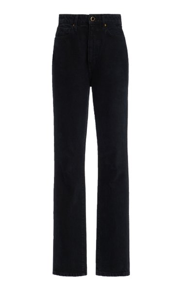 Danielle High-Rise Stovepipe Jeans
