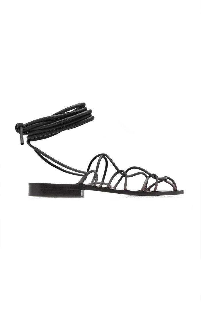 Lyon Leather Sandals