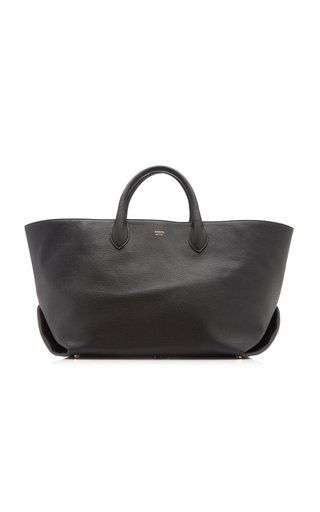 Amelia Medium Grained Leather Tote