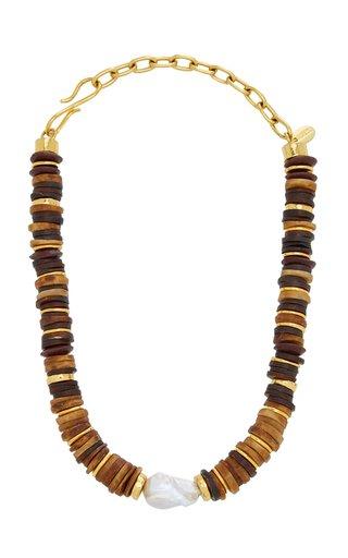 Bilbao Beaded Pearl Collar Necklace