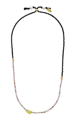Hard Candy Beaded Collar Necklace