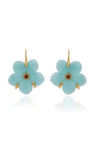 New Bloom Amazonite Earrings