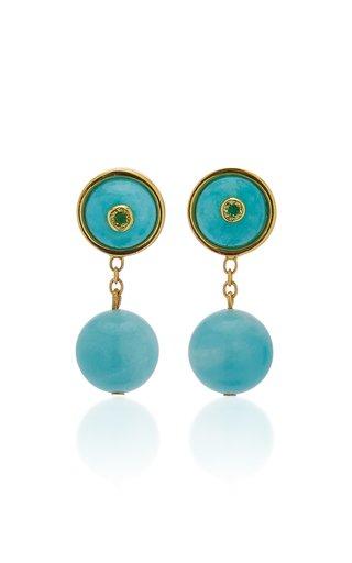 Yolo Amazonite Earrings