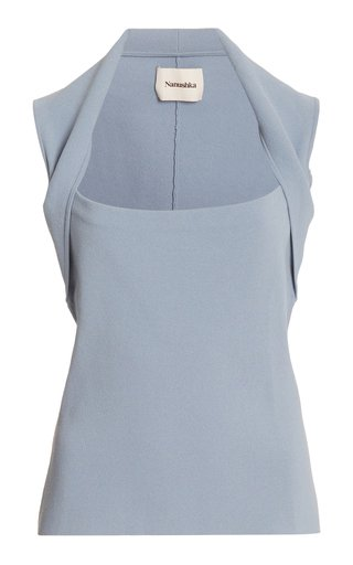 Naia Knitted Jersey Top