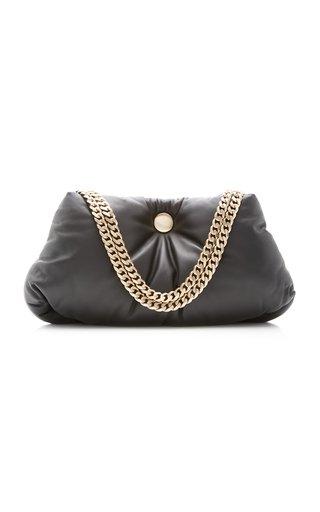 Tobo Leather Shoulder Bag