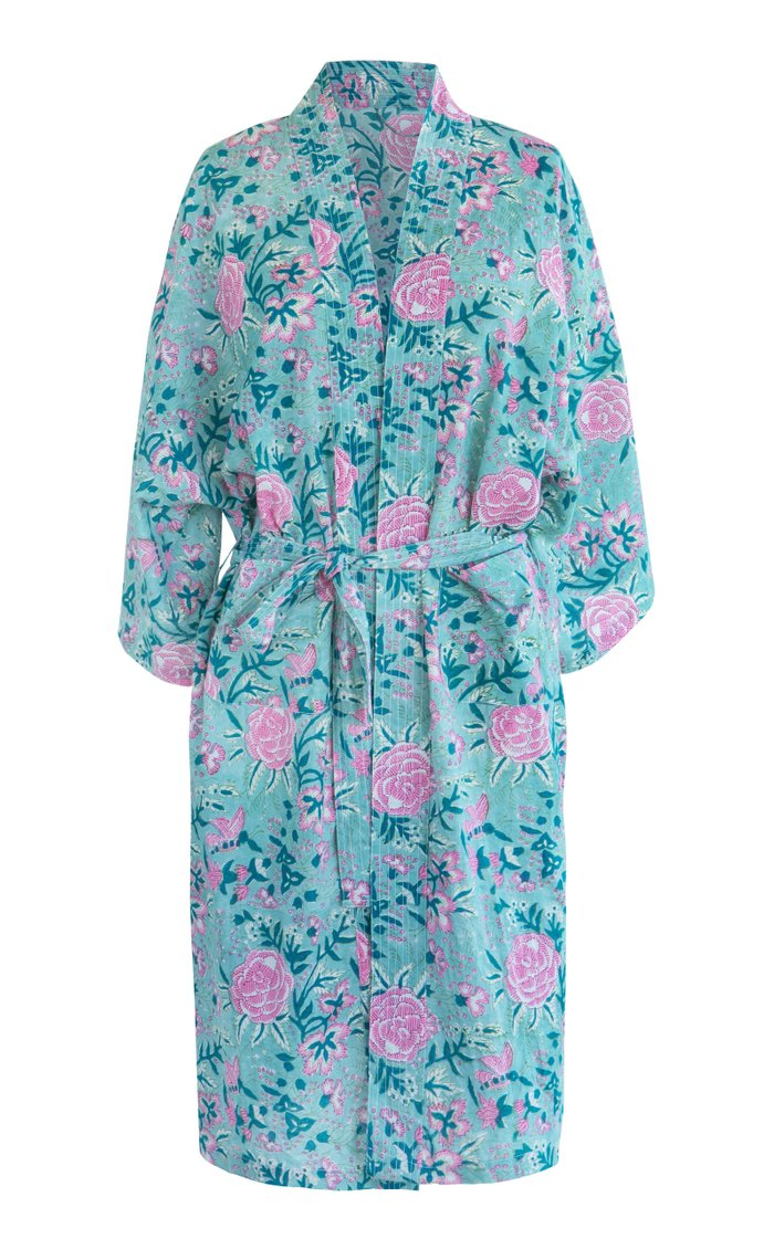 Yogi Cotton Kimono Robe