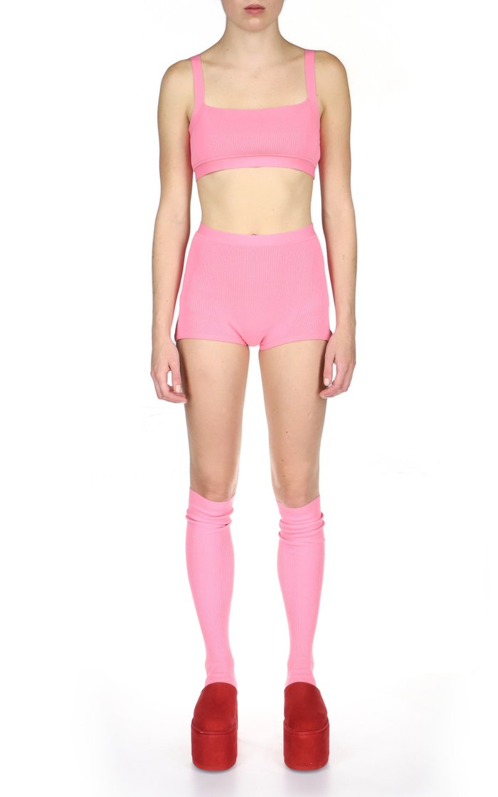 Zola High-Rise Knit Bloomers