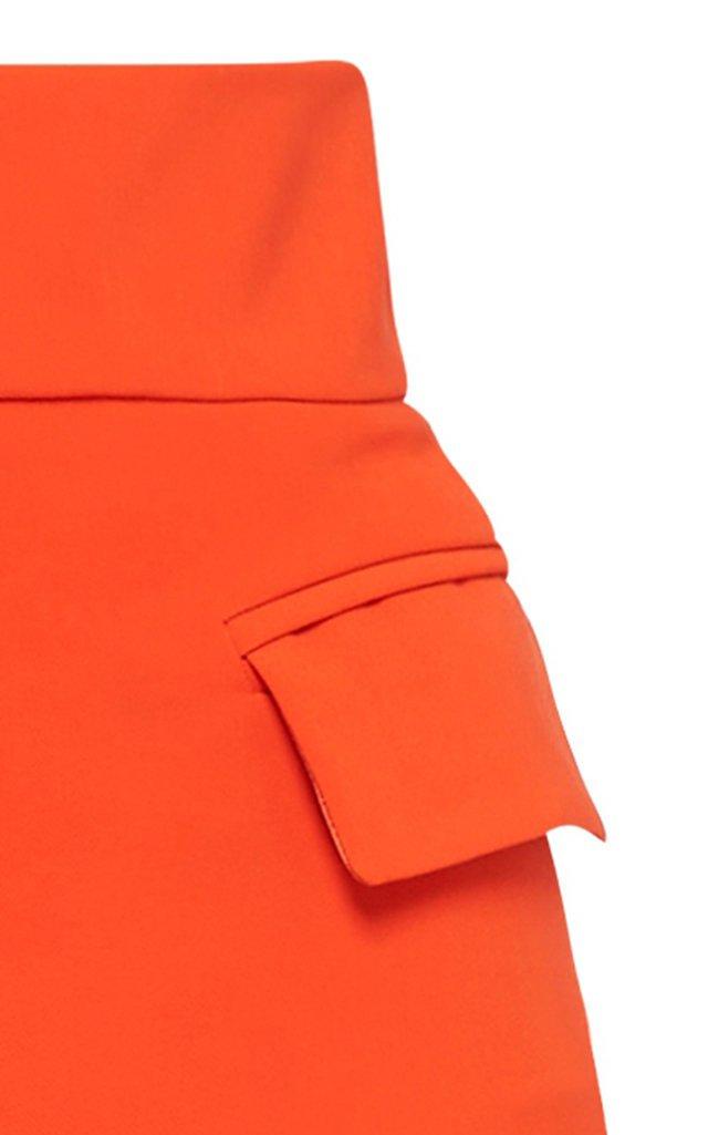 Thistle High-Waisted Straight Leg Trouser