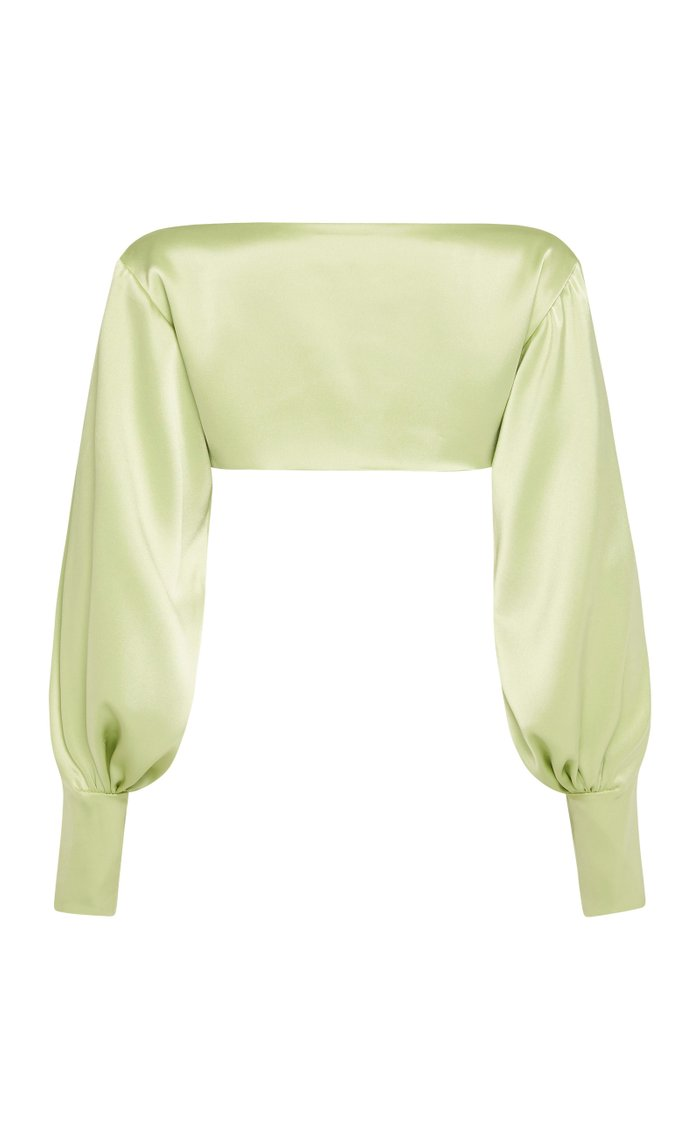 Twist Long Sleeve Layer Top