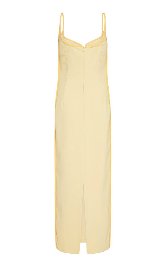 Marlo Sleeveless Midi Dress