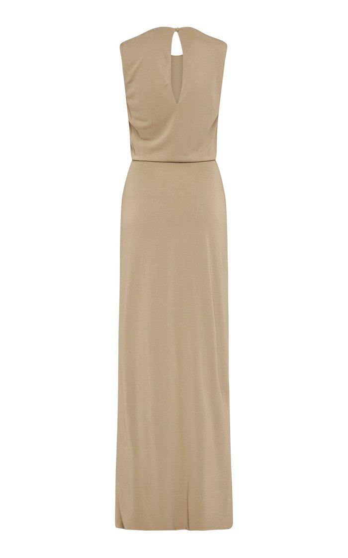 Clara Sleeveless Maxi Dress
