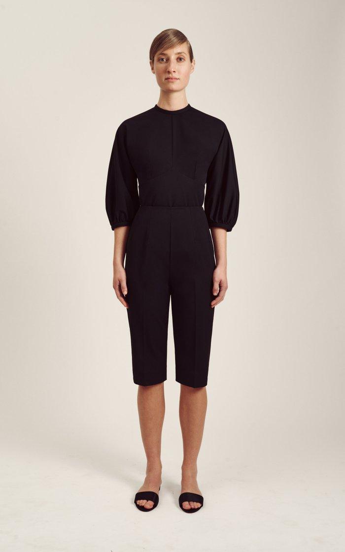 Lucetta Crepe Shorts