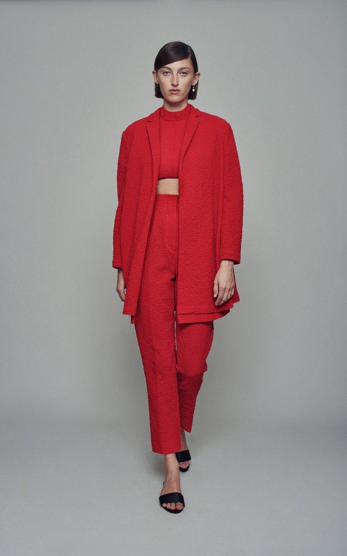 Jilly Cotton-Blend Jacket