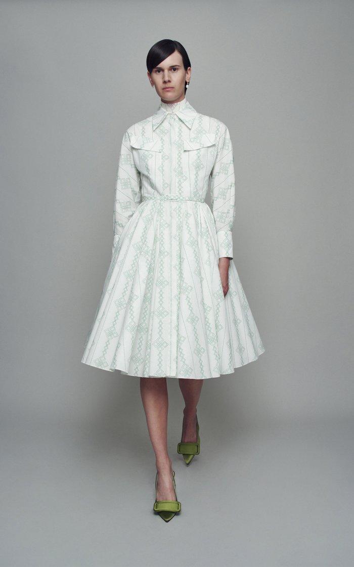 Charity Cotton Dress