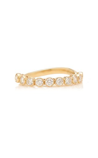 Capri 14K Gold Diamond Ring
