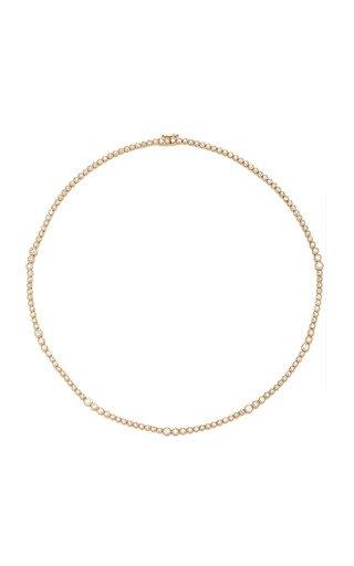 Rainsun 14K Gold and Diamond Necklace