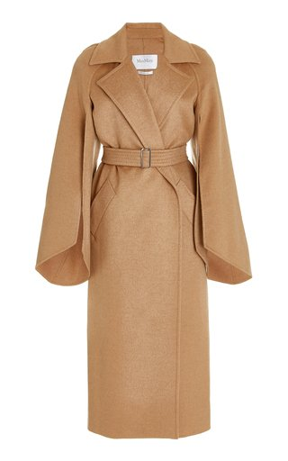 Milano Belted Wool Coat