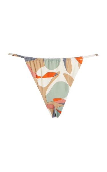 Myra Printed Bikini Bottom
