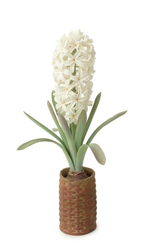 Hyacinth Porcelain Sculpture