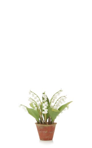 Medium Lily of the Valley Porcelain Sculpture