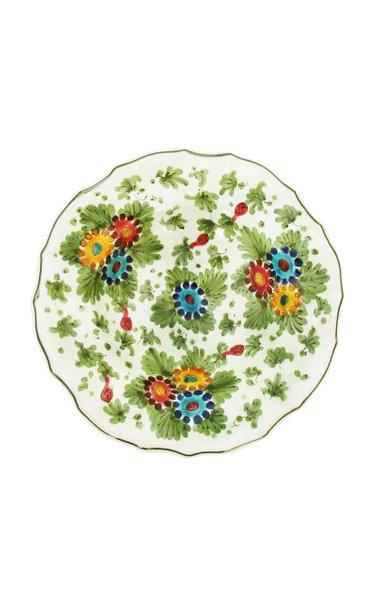 Fiorito by MODA DOMUS, Set-Of-Four Handpainted Ceramic Bowls