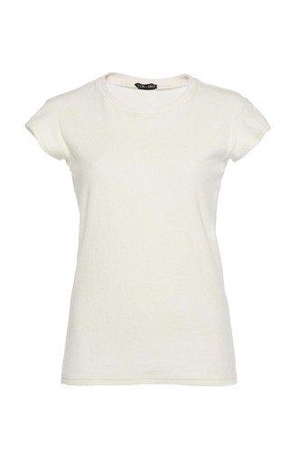 Cotton-Jersey Short Sleeve T-Shirt