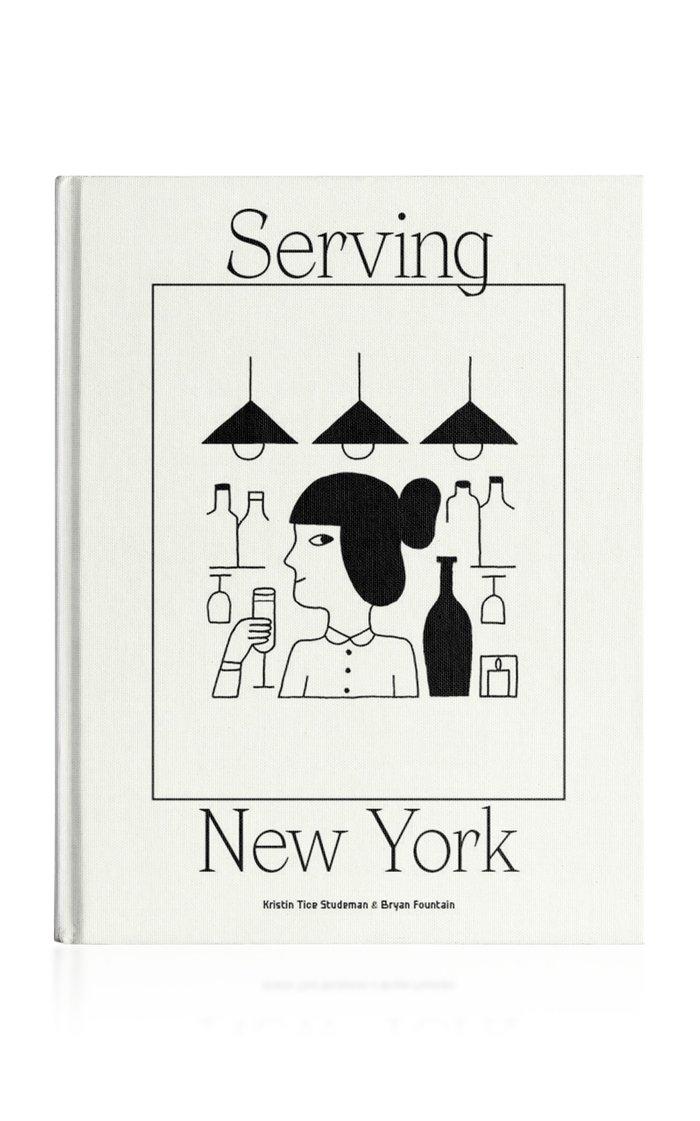 Serving New York Cookbook