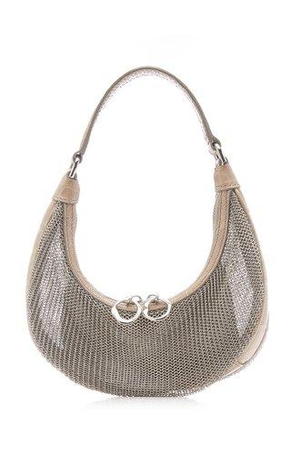Mini Sasha Ring Chainmail Shoulder Bag