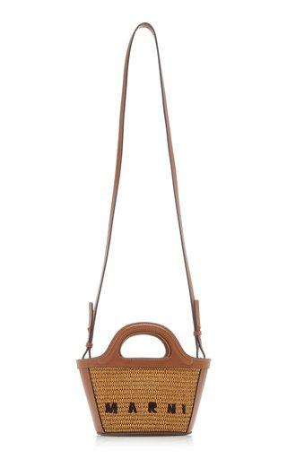 Tropicalia Micro Leather Bag