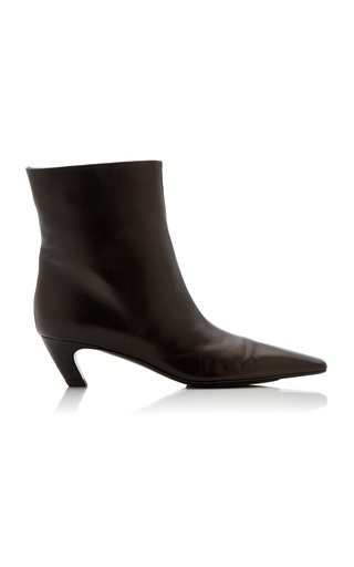 Arizona Leather Ankle Boots