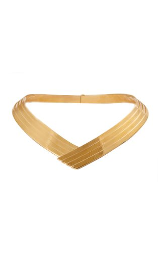 Susan Gold-Plated Necklace