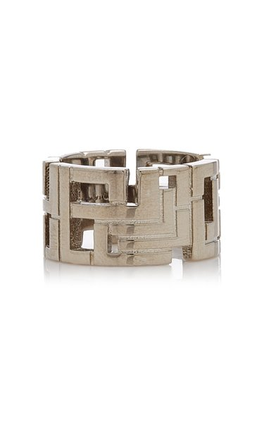 Goldie Palladium-Plated Ring