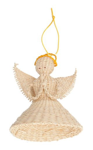 Set Of 4 Guardian Angel Ornament