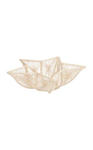 Set Of 3 Star Bread Basket