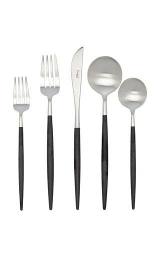 Goa Resin Five-Piece Silverware Set
