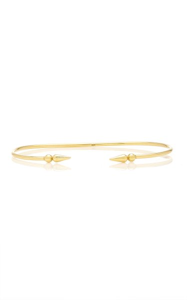 Shirley 18K Yellow Gold Bracelet